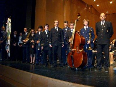 8 estudiants s'incorporen a les unitats artistiques de la CMP
