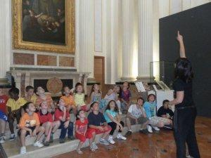 Escola de Música Amando Blanquer visita Camins d'Art