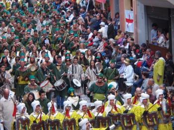 2012-4-22 L'entrà dels Moros Foto:Dulce Santonja