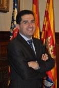Antonio Francés Pérez, alcalde d'Alcoi (Foto: alcoi.org)