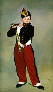 """""""El Pífano"""" (1866) d' Eduard Manet"""