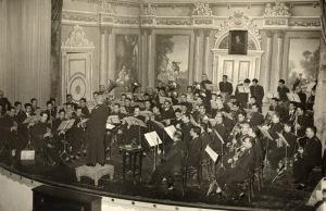 1959 Concierto Bodas de Oro - Abencerraje de honor - Fernando de Mora