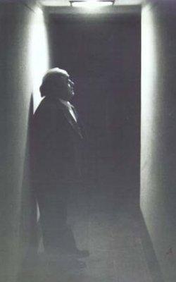 Joan Valls al Teatre Circ (1987) Foto: Arxiu Municipal d'Alcoi - Fototeca [Sign. 02756]