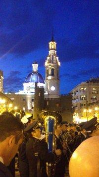 Músics de La Primitiva - Himne de Festa. Foto: Tony Soler
