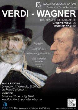 25-05-2013 Bicentenari de Wagner i Verdi a la SM La Pau de Beneixama