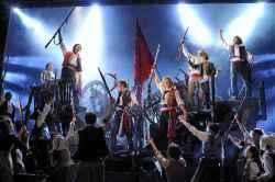 Les Misèrables - Foto (c) Stage Entertainment España