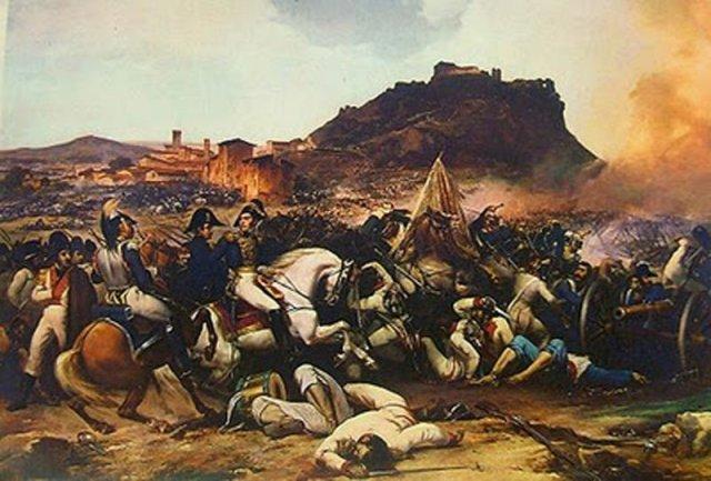 Batalla de Castalla (21-julio-1812)