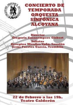 2014-02-22 Orquestra Simfònica Alcoiana