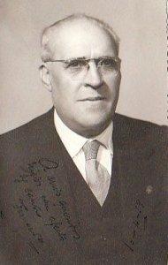 Fernando de Mora Carbonell (Alcoi, 1897-1978)