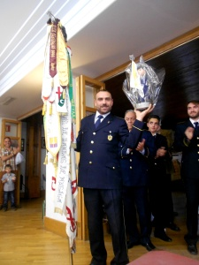 Javier Picó Pla, abanderado 2014