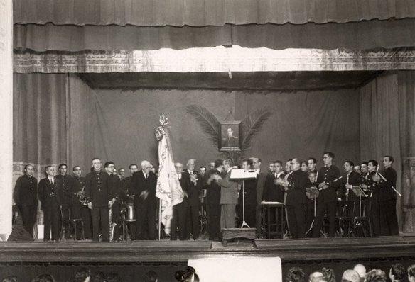 Concert Centenari Banda (10/06/1945)