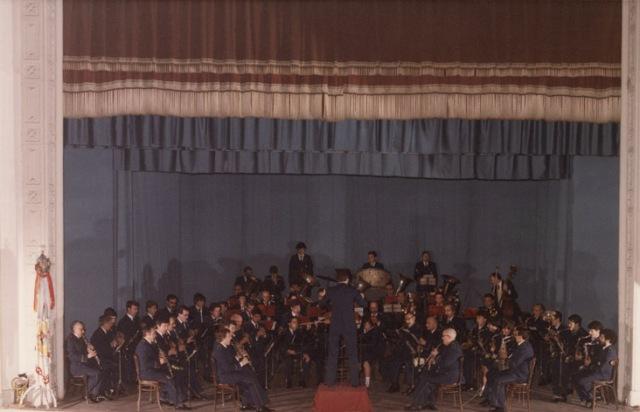 Concert Diumenge de Rams 15-Abril-1984 (Foto cedida per Rafael Serra)