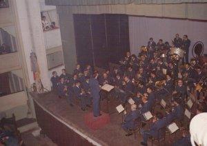 Debut de Gregorio Casasempere Gisbert com a director de la banda