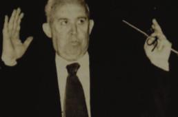 Gregorio Casasempere Juan, homenatjat a 1980