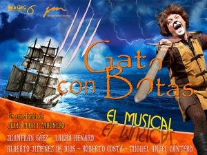 9-10-14: El gato con botas, el musical