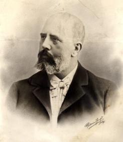 Juan Cantó Francés (Alcoi, 1856-Madrid, 1903)