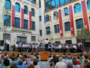 Concert de La Primitiva al mateix escenari del 06/07/2013