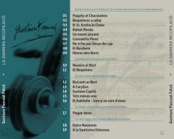 INLAY CD GUSTAVO