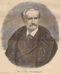 Ernesto Cavallini  (Milán, 1807-1874)