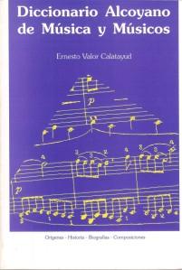 El llibre referent de la música alcoiana encara que ja han passat trenta anys