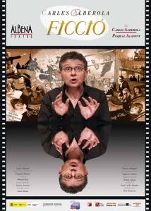 """14-02-15: """"Ficció"""" d'Albena Teatre"""