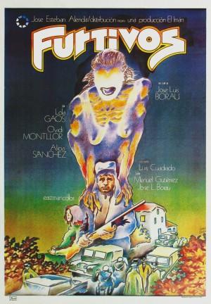 """""""Furtivos"""" de José Luis Borau, estrenada al Cinema Goya el 15 de març de 1976, siga la millor pel.lícula a la filmografia de l'Ovidi"""