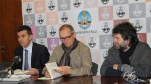 >Joan Borja, Paco Agulló i Àngel Lluís Ferrando