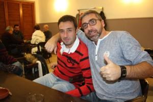 Sergi Llinares y Óscar Martínez fueron los ganadores del pasado Campeonato de Cotos Santa Cecilia en representación de La Primitiva
