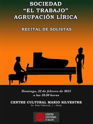 Recital de solistas
