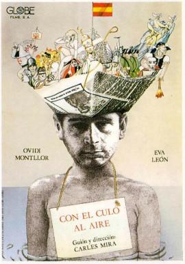 """Con el culo al aire"" (1980), pur deliri faller i mediterrani dirigida pel alcoià Carles Mira"