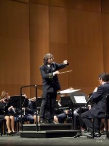 Àngel Lluís dirigeix la banda desde 2007