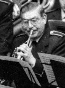 Ernesto Valor, trompista de La Primitiva
