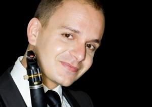 Maximiliano Martín, clarinetista