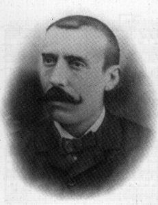 Jorge Mira Carbonell (Alcoi, 1864-1921), director de La Primitiva entre 1902 i 1905, fou el guanyador de l'himne guardonat
