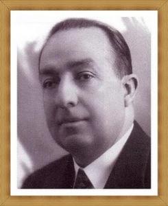 Juan Botella Asensi (Alcoi, 1884-Mèxic, 1942), escriptor i posteriorment polític, va ser l'autor del poema guardonat