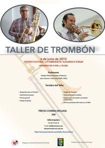 Taller trombón