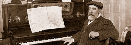 Tomás Bretón (Salamanca, 1850-Madrid, 1923)
