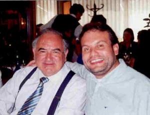 Amando Blanquer y José Rafael Pascual Vilaplana