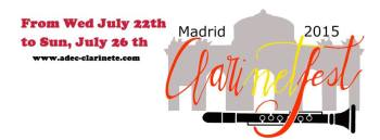 ClarinetFest 2015