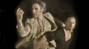 """En el desierto"", dança contemporània amb Ernesto Alterio ("