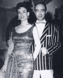 La cantant Lia Delby i el compositor Francisco Esteve Pastor, protagonistes del documental