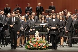 Concert de Santa Cecília de La Primitiva de l'any passat amb Pedro Rubio Olivares