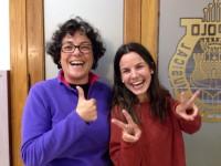 Cristina Gisbert i Duna Valor, guanyadores