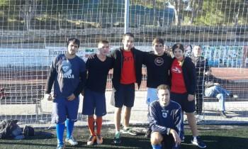 """El """"dream team"""" de La Primitiva (Foto: Vicente Pastor)"""