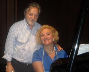 Manuel Galiana y Marisa Blanes