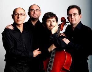 Hiroshi Fujii actua amb el Cuarteto Saravasti el 19 de març
