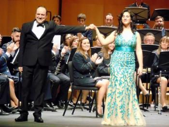Javier Pérez i Tania Bou (Foto: Iris Llácer)