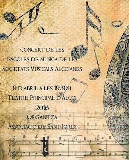 Escoles societats musicals