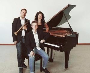 Aitor Trullenque, Alfran García i Tania Bou