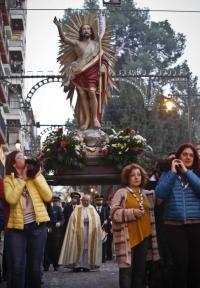 Processó dels Xiulitets (Foto: Juani Ruiz)